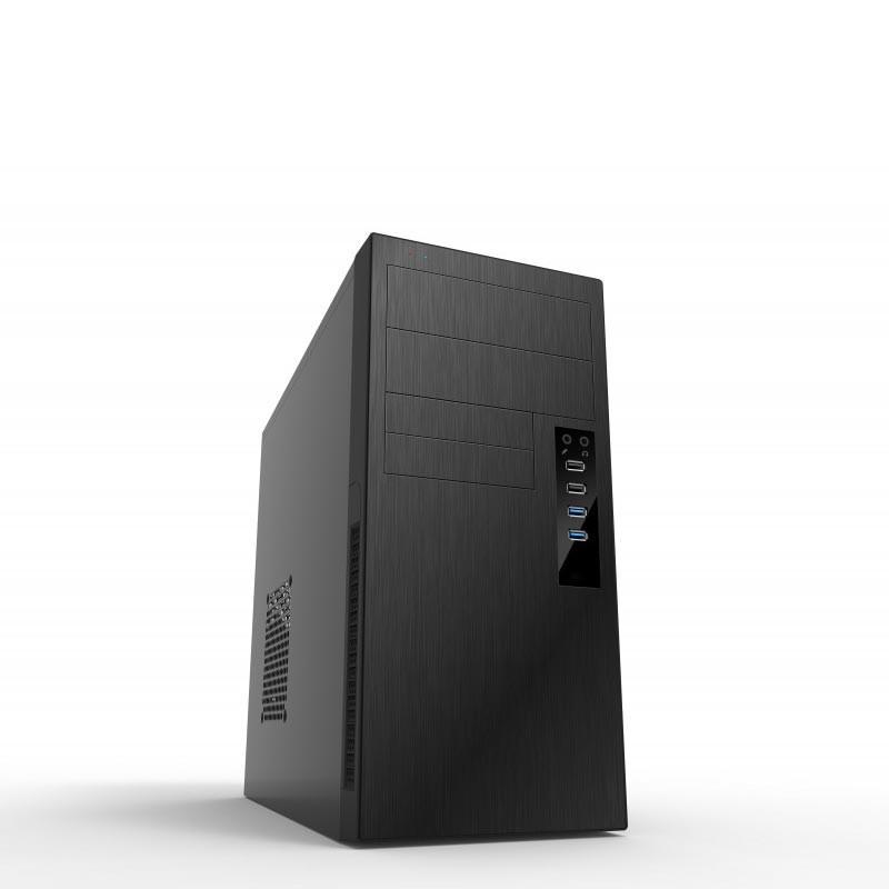CPU 80+ CORE I5 8400 GIGABYTE 8GBDDR4 1TB  VGAIN DVDRW USB3.0  85% 2AG