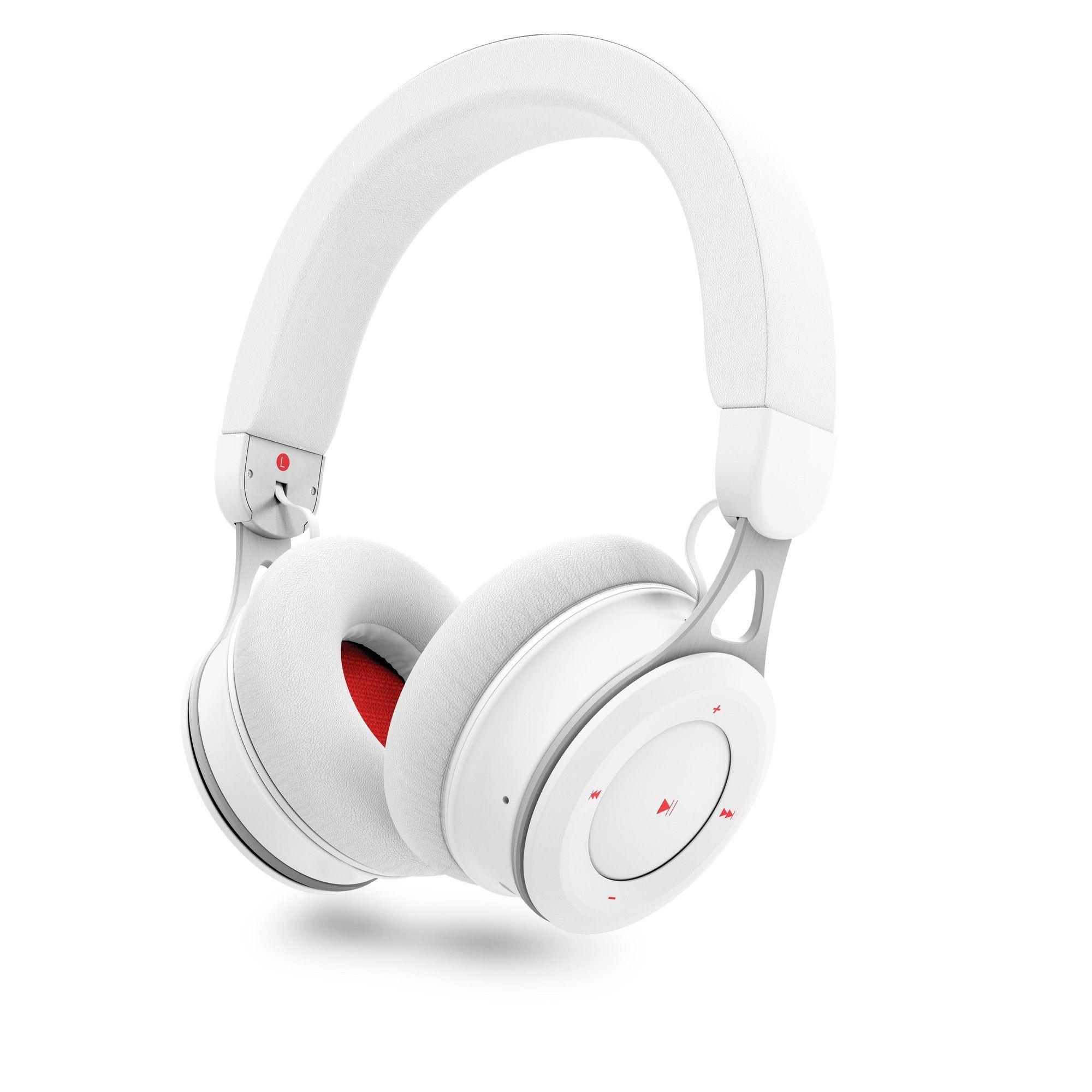 AURICULAR ENERGY HEADPHONES BT URBAN 3 WHITE 447138