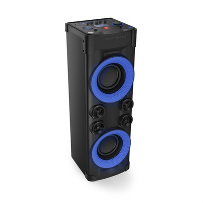 ALTAVOCES ENERGY BLUETOOTH PARTY 6 240W 2.1 LED JUEGO LUCES MICROFONO  443734