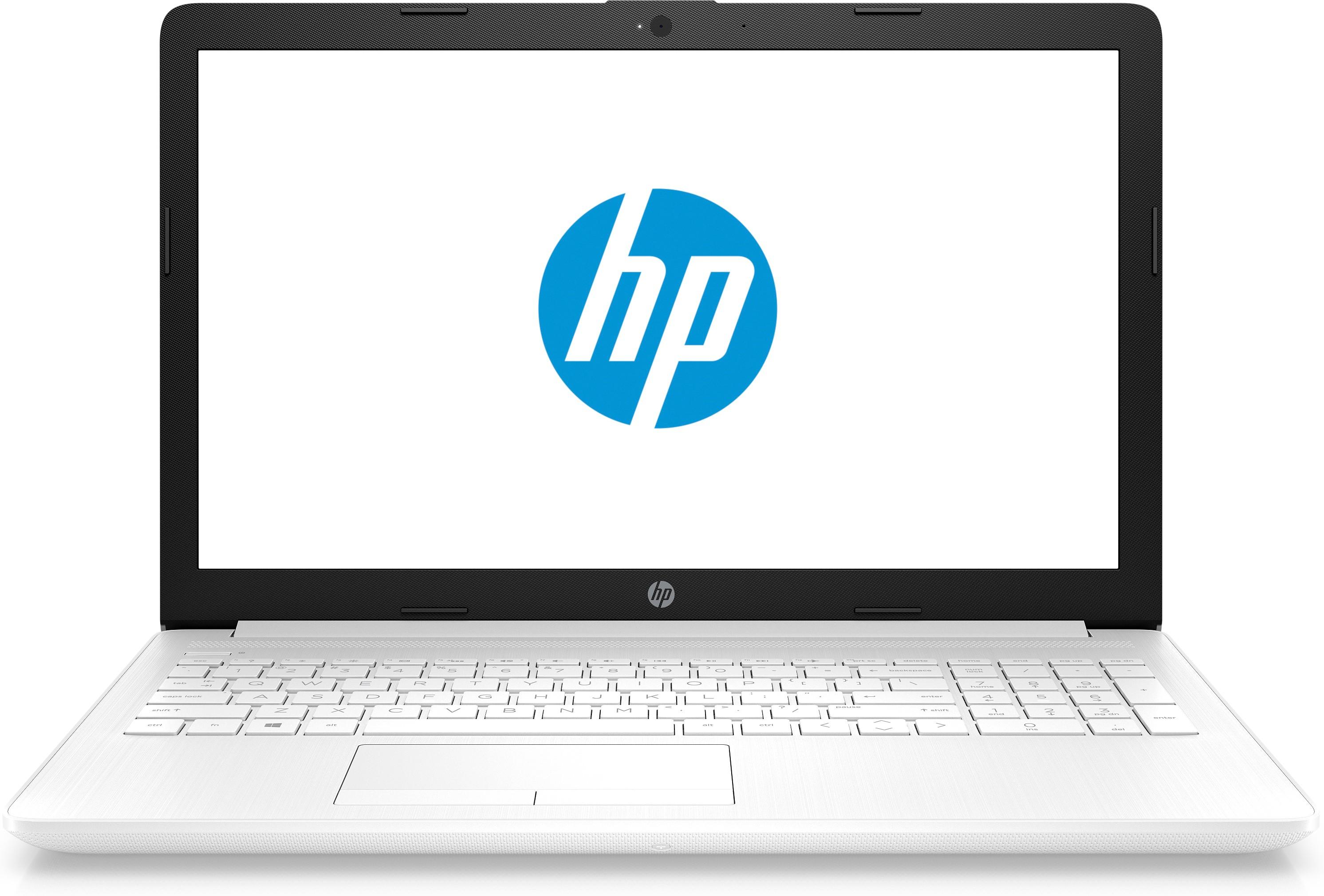 PORTATIL  HP I7 15-DA0070NS 8550U 8GB 256SSD 15.6 HDMI BT W10 BLANCO 3ZU38EA