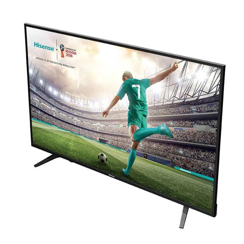 TV 43 LED HISENSE H43A6140 4K WIFI 3HDMI 2USB SMART TV NETFLIX/YOUTUBE